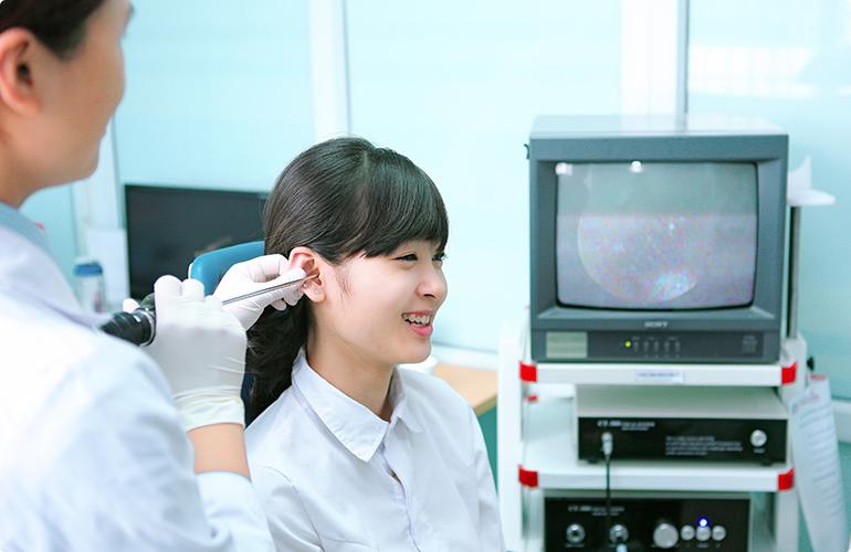 Otorhinolaryngology'